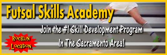 Futsal Soccer Skills Our Futsal Skills Academy is